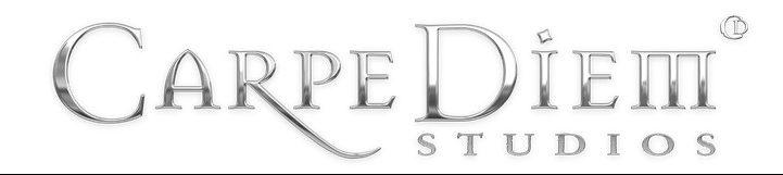 Carpe Diem Studios Logo